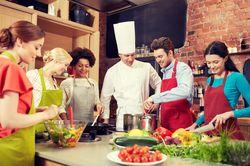 Chambres d'hôtes cours de cuisine