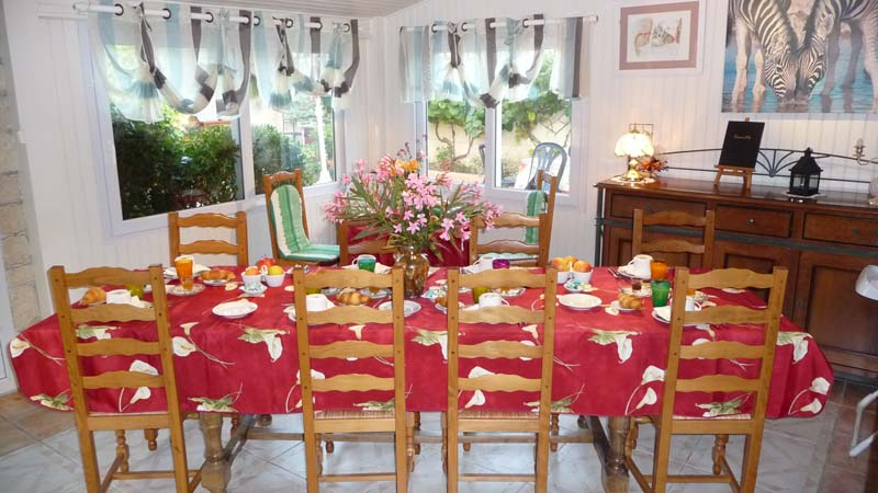 Chambres d'hôtes Suzanne chatelaillon plage 17340 N° 4