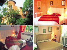 Chambres d'hôtes de charme , Villa Monticelli, marseille  8e  arrondissement 13008