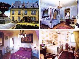Chambres d'hôtes de charme , Domaine de Gaudon Le Château, ceilloux 63520