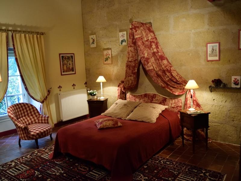 Chambres d'hôtes Bouillard verchers sur layon 49700 N° 6
