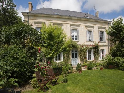 Chambres d'hôtes de charme , Les Basses Fontaines, verchers sur layon 49700