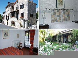 Chambres d'hôtes de charme , Le Barry du Grand Chemin, caylar 34520