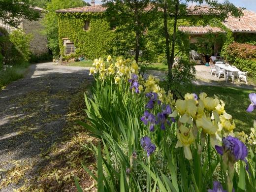Chambres d'hôtes de charme , Domaine de l'Abéale, alboussiere 07440