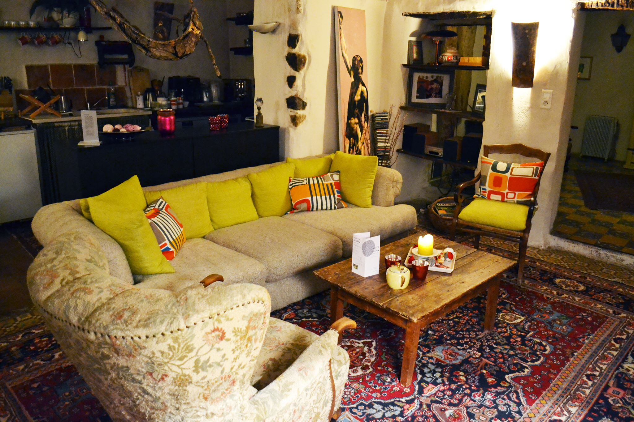 Chambres d'hôtes Aretz durfort et saint martin de sossenac 30170 N° 9
