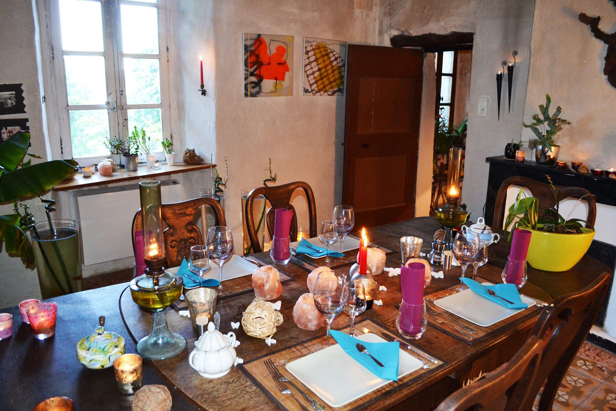 Chambres d'hôtes Aretz durfort et saint martin de sossenac 30170 N° 2