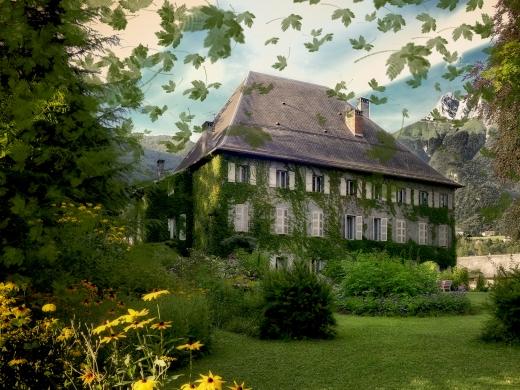 Chambres d'hôtes de charme , Château des Allues, saint pierre d albigny 73250
