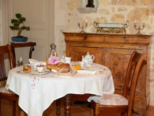 Chambres d'hôtes de charme , La Sauvageonne, saint palais 33820