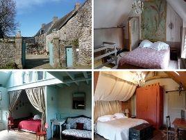Chambres d'hôtes de charme , La Seigneurie, saint benoit des ondes 35114