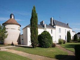 Chambres d'hôtes de charme , Domaine de la Fuie, vendeuvre du poitou 86380