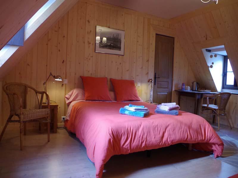 Chambres d'hôtes Racaud-Foch arrens marsous 65400 N° 2