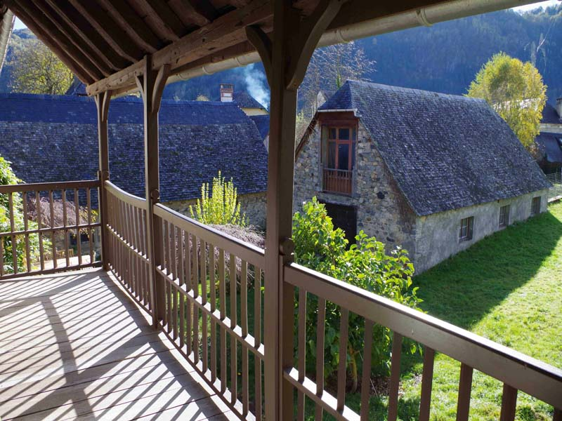 Chambres d'hôtes Racaud-Foch arrens marsous 65400 N° 9
