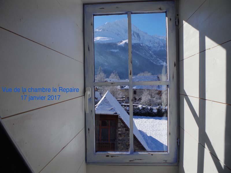 Chambres d'hôtes Racaud-Foch arrens marsous 65400 N° 10
