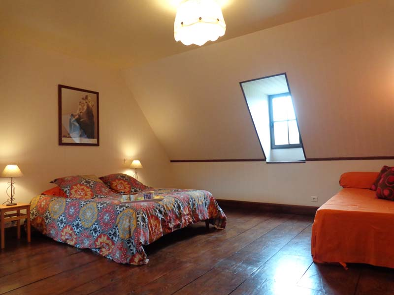 Chambres d'hôtes Racaud-Foch arrens marsous 65400 N° 3