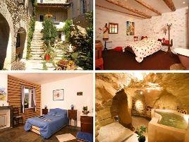 Chambres d'hôtes de charme , Le Mas de la Roche, montbrison sur lez 26770