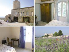 Chambres d'hôtes de charme , Château de La Gabelle, ferrassieres 26570