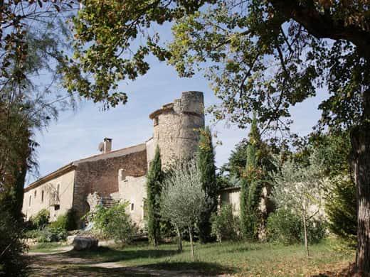 Chambres d'hôtes de charme , La Colombière du Château, saint laurent du verdon 04500