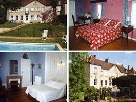 Chambres d'hôtes de charme , Les Récollets, marcigny 71110