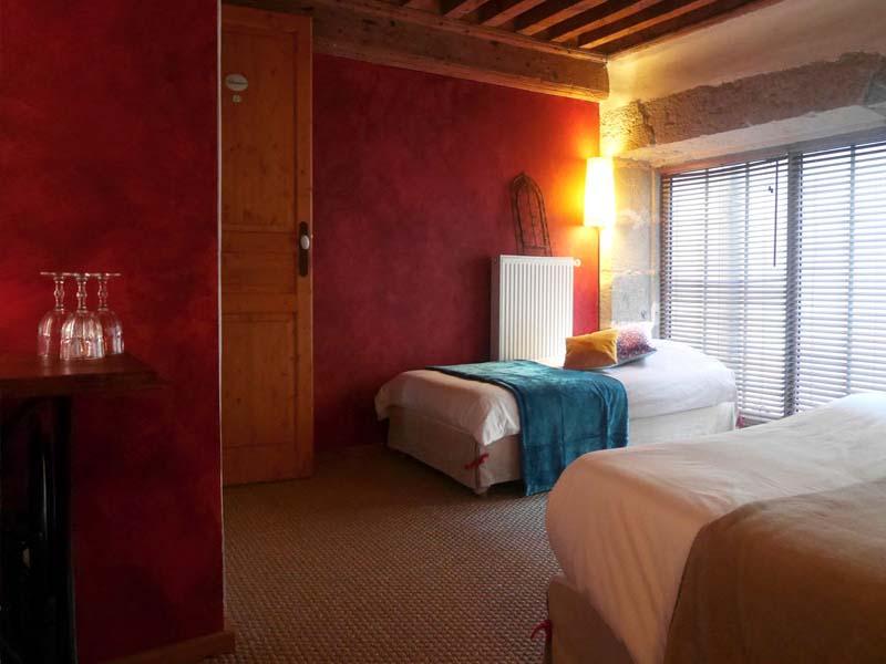 Bed breakfast nos chambres en ville lyon 1er for Nos chambres en ville lyon
