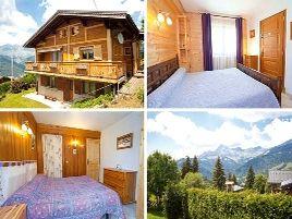 Chambres d'hôtes de charme , Le Saphir , crest voland 73590