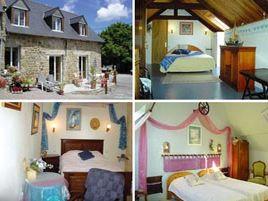 Chambres d'hôtes de charme , Les Balcons de la Baie, tregon 22650