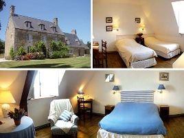 Chambres d'hôtes de charme , Domaine de Belleville, bacilly 50530