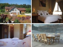 Chambres d'hôtes de charme , La Forestière, hohwald 67140
