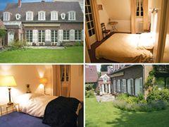 Chambres d'hôtes de charme , Le Jardin d'Alix, tourcoing 59200