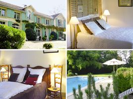 Chambres d'hôtes de charme , La Ferdinette, aix les bains 73100