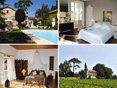 Chambres d'hôtes de charme , Château Larroze, cahuzac sur vere 81140