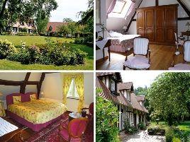 Chambres d'hôtes de charme , Domaine de la Muette, isneauville 76230