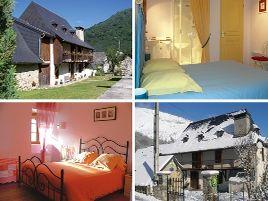 Chambres d'hôtes de charme , La Condorinette, arrens marsous 65400