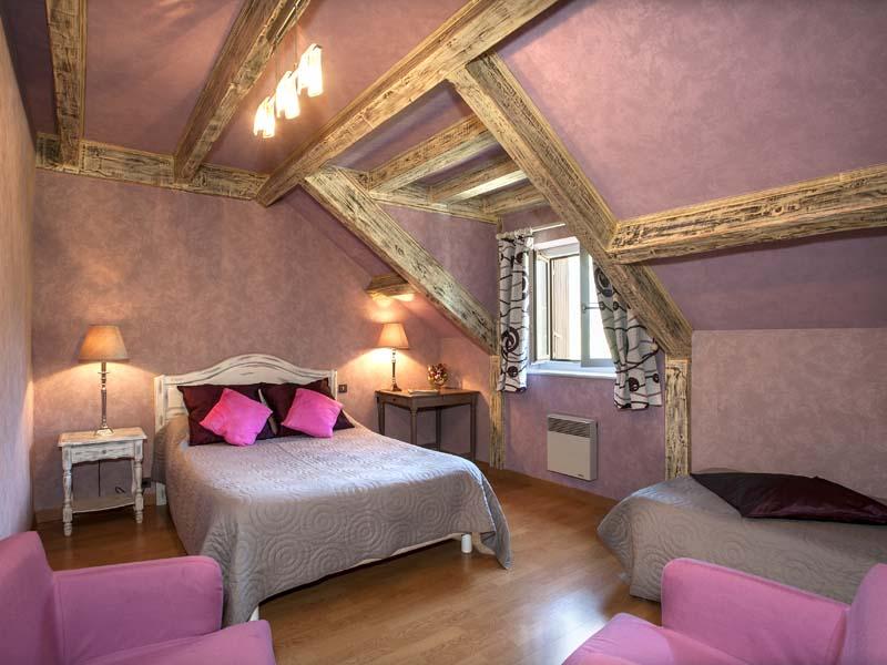 Chambres d'hôtes Espinasse rozier 48150 N° 2