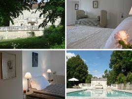 Chambres d'hôtes de charme , La Boissière, grand brassac 24350