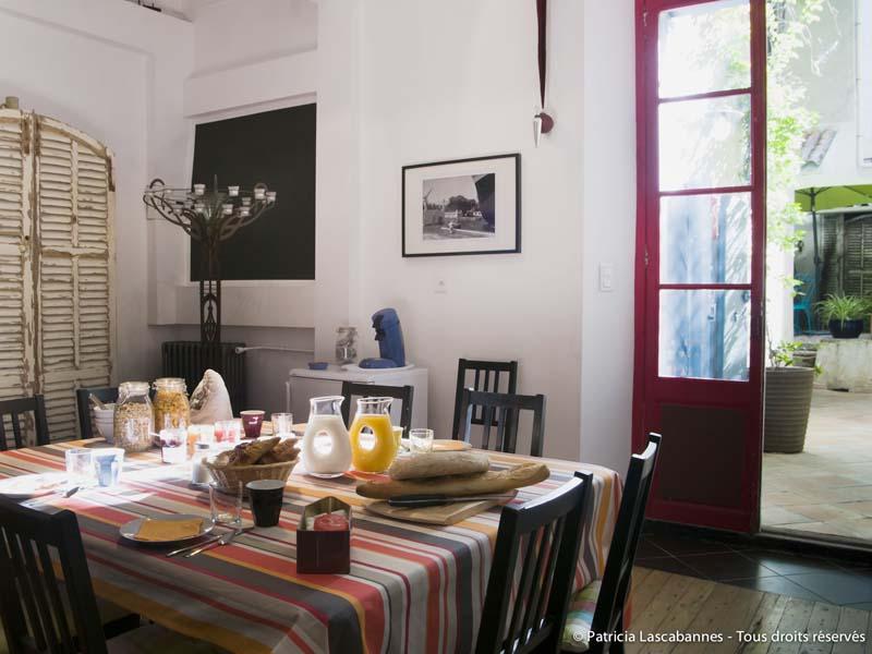 Chambres d'hôtes Vancampenhout ciotat 13600 N° 6