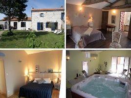 Chambres d'hôtes de charme , La Marette, pornic 44210