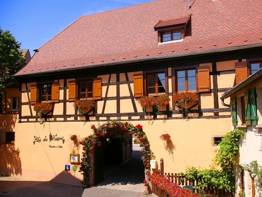 Chambres d'hôtes de charme , Clos des Raisins, beblenheim 68980