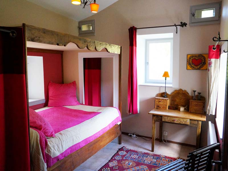 Chambres d'hôtes Samama anduze 30140 N° 2