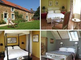 Chambres d'hôtes de charme , Les Jardins de Timel, clohars carnoet 29360