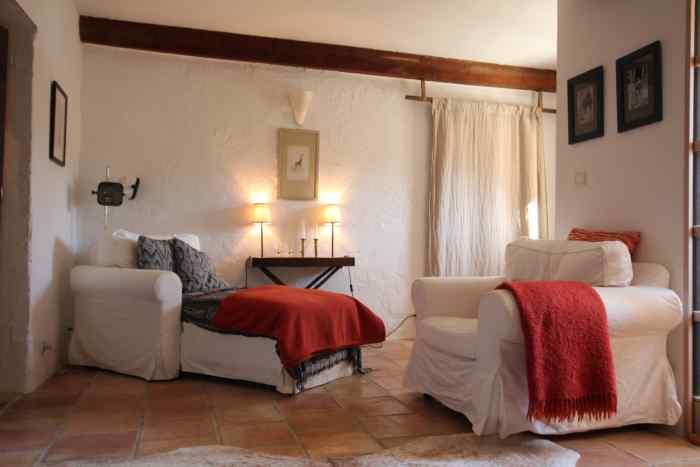 Chambres d'hôtes van Volen chateauneuf villevieille 06390 N° 3