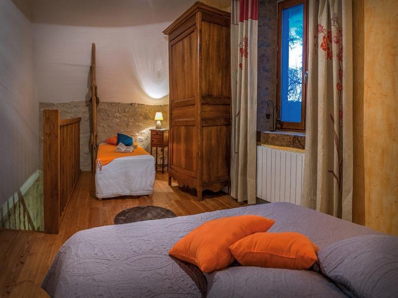 Chambres d'hôtes Brunier espedaillac 46320 N° 6