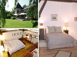 Chambres d'hôtes de charme , La Bichonnière, lindry 89240