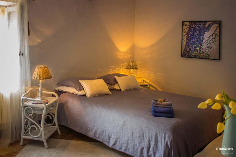 Chambres d'hôtes Luna-Paranque rognes 13840 N° 3
