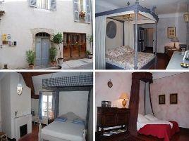 Chambres d'hôtes Le Flammanc cotignac 83570