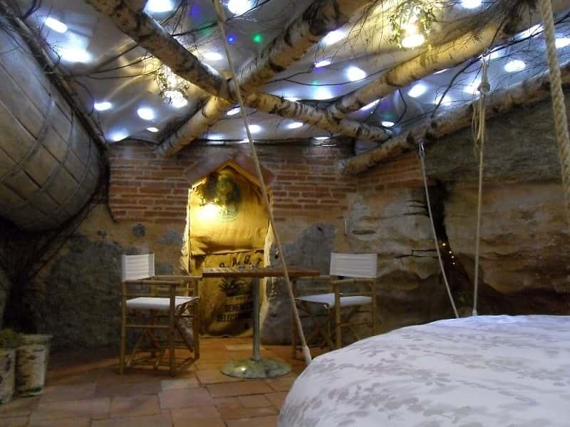 Chambres d'hôtes Bessac cabrerets 46330 N° 1