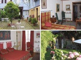 Chambres d'hôtes Benkovsky saint saens 76680