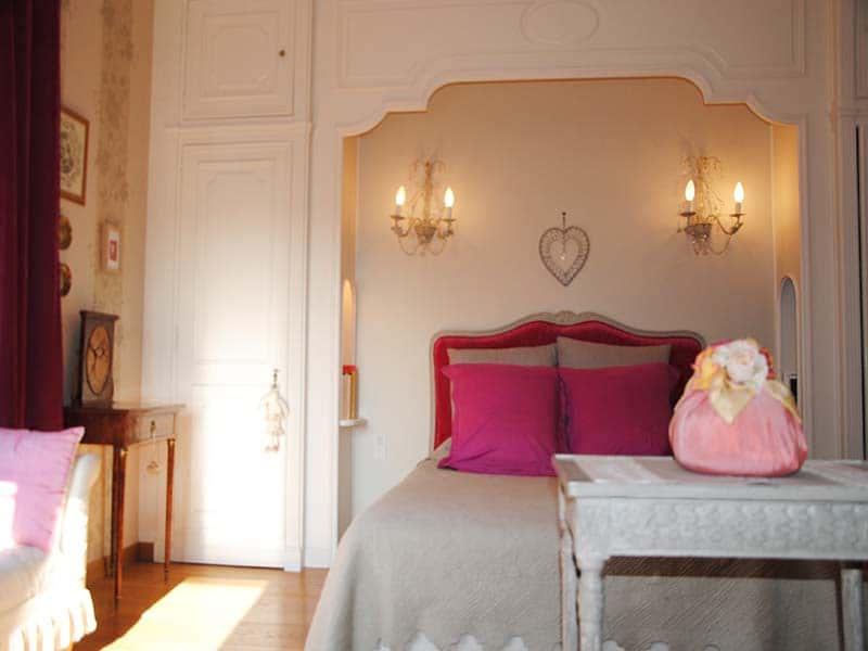 Chambres d'hôtes de charme , Jardin Secret, marcey les greves 50300