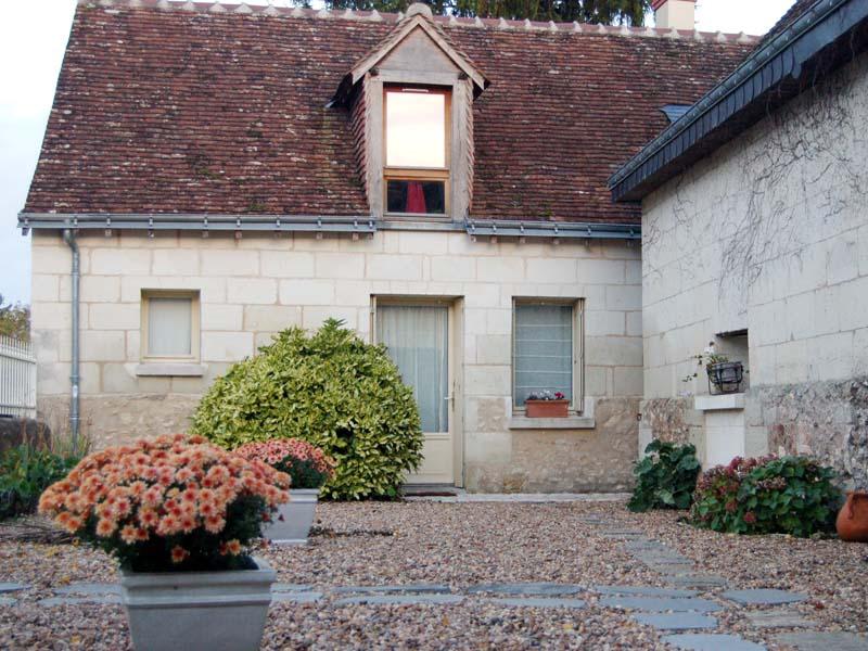 Chambres d'hôtes Thiébaut saint genouph 37510 N° 7