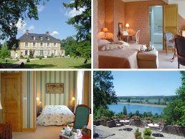 Chambres d'hôtes de charme , Domaine le Parc, danizy 02800