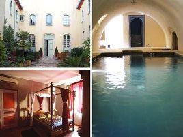 Chambres d'hôtes de charme , Hôtel de Digoine, bourg saint andeol 07700